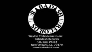 Waylon Thibodeaux Live! - Credits
