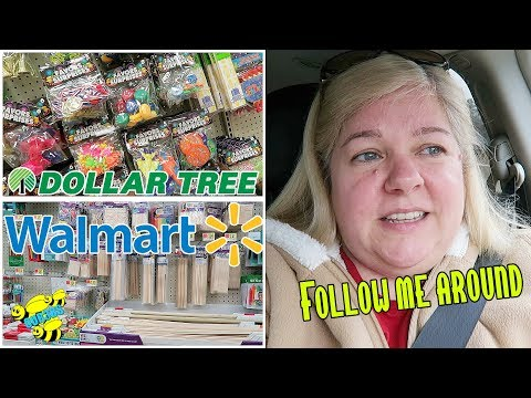 SHOP WITH ME ~ Walmart, PetSmart, And Dollar Tree ~ Bird Toys