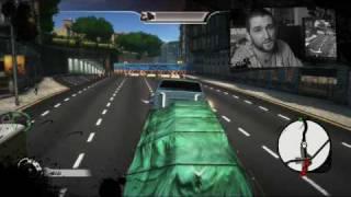 Wheelman HD video game trailer PS3 X360 PC