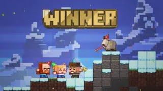 Minecon 2019 biome vote winner.