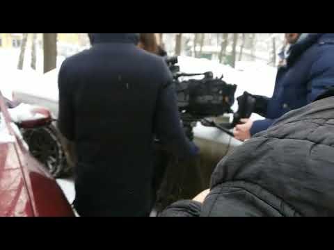 """Москва24 врет!!! Опровержение """"войны за парковку в Химках от 18.02.18 Москва24"""""""
