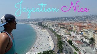 Top Things to do in Nice, France | Jaycation Travel Guide + French Riviera Beach Tour