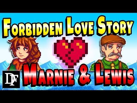 Maximum Exposure! Lewis And Marnie - Stardew Valley