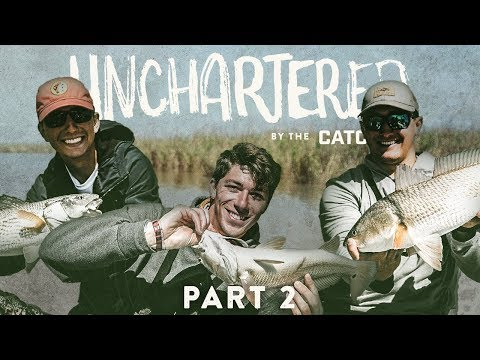 Unchartered: New Orleans (Ep. 2 - Venice) Ft. Jon B, Alex Peric, And Lawson Lindsey!