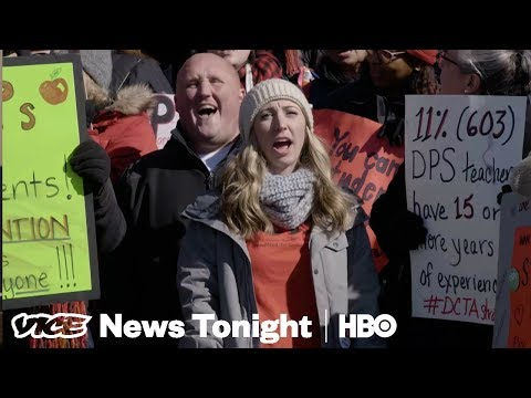 Denver's Public School Teachers Are Revolting Against Merit Pay (HBO) Mp3
