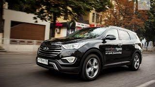 Hyundai Grand Santa Fe и его особенности