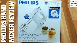 Philips Hand Mixer HR 1459 HR3700 HR3705/10 Unboxing and review|Philips beeter