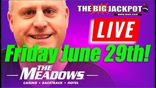 🏆 125,000 Subscriber LIVE SPECIAL 💰 $100/SPIN + HAND PAY!! 😍 The Raja Slot Machines