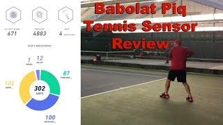 Babolat Piq Tennis Sensor Review