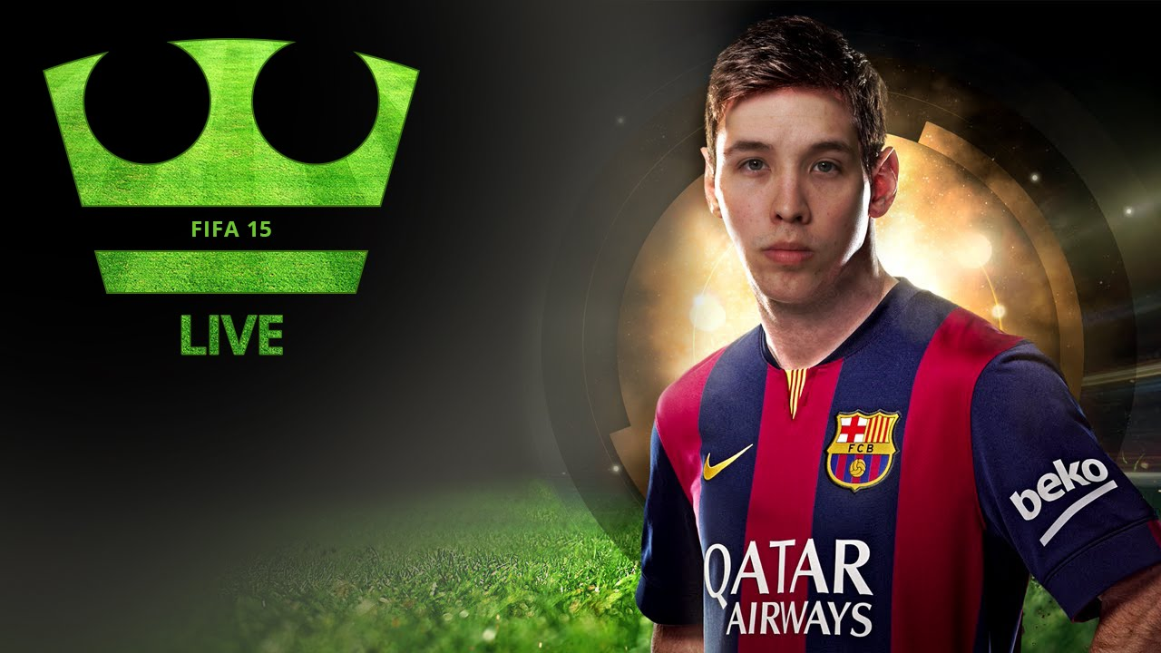 Jirka Hraje FIFA15 - Ultimate team [LIVE] - YouTube