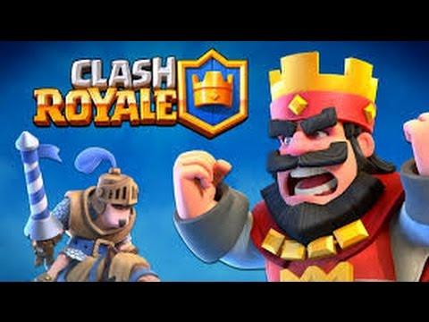 Clash Royale - İlk Bakış - YouTube