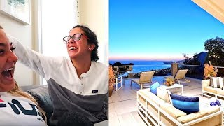SURPRISING LUISA WITH LAGUNA BEACH VACATION!!!