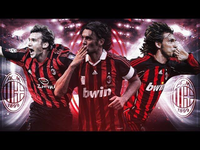 EL MEJOR MILAN DE LA HISTORIA EN FIFA 18!!