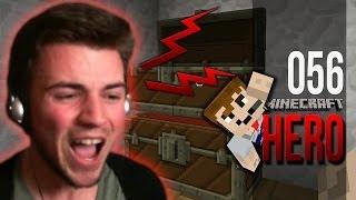 Der ultimative Hunger-HATTRICK | Minecraft HERO #56