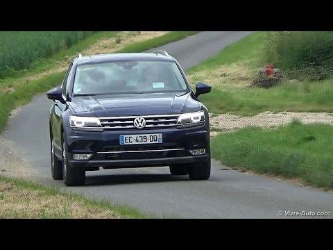Essai Volkswagen Tiguan 2 (2016)