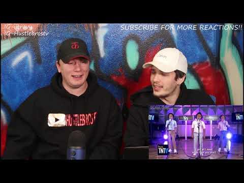 TNT s: TNT Boys - Flashlight reaction