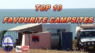 Our Favourite Top 10 Campsites - Part 1/3 - Western Australia