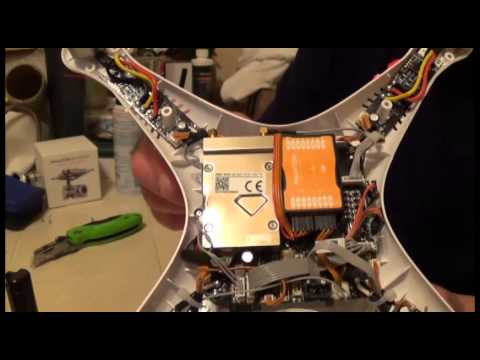 DJI Phantom 2 Vision+ General Maintenance Program A Must!