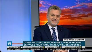 Discussion | Rand water shutdown