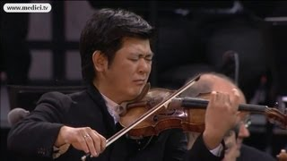 Waldbühne 2012 - Daishin Kashimoto plays Tchaikovsky