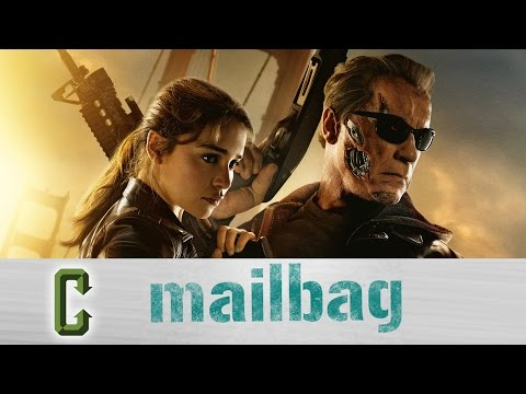 Collider Mailbag - Where Does The Terminator Franchise Go From Here?