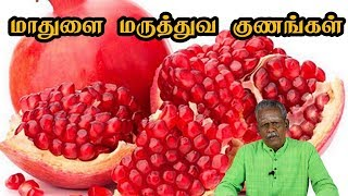 Pomegranate Health Benefits in Tamil