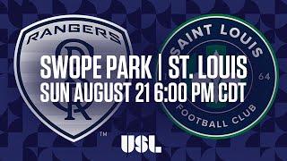 Swope Park Rangers vs St. Louis full match