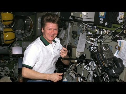 Space Station Live: Padalka New Space Ironman