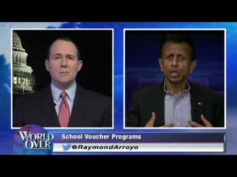 World Over - 2017-02-09 – Eduacation Reform, Bobby Jindal with Raymond Arroyo