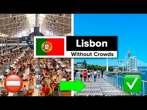 5 Alternative Things To Do In Lisbon (Portugal Travel Guide)