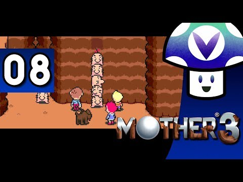 [Vinesauce] Vinny - Mother 3 (part 8)