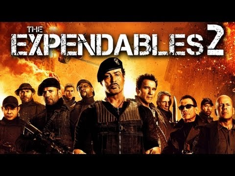 The Expendables 2 -- Review #JPMN