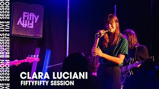 Clara Luciani |  FiftyFifty Session [Full Live]