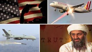 Alcyon Pléyades 27-2ª: Suicidios militares. Bin Laden. Avión de germanwings. Drones