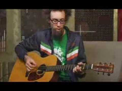 David Crowder  Everything Glorious  New Song Cafe