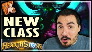 NEW CLASS! NEW XPAC! NEW PRIEST! ILLIDAN & ASHES OF OUTLAND! - Hearthstone Ashes of Outland