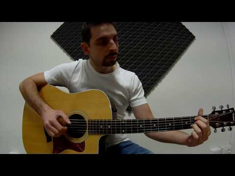 Get Out Of Your Own Way - U2 Fingerstyle Cover