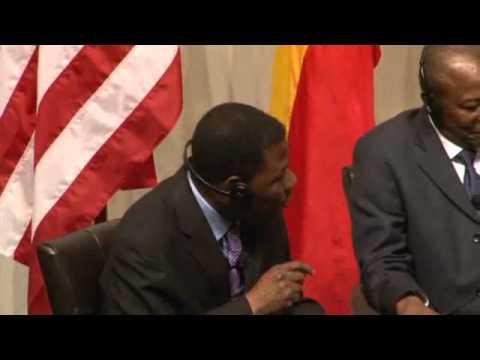 USIP Event: Assessing Progress Toward Democracy in Francophone Africa