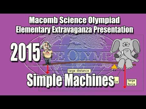 Simple Machines 2015 Extravaganza