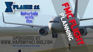 XPlanes11 FMC flight Planning (update) Xplanes for dummies