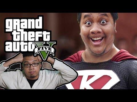 GTA 5 - KUNGKINGKANG FAMILY TO THE RESCUE!