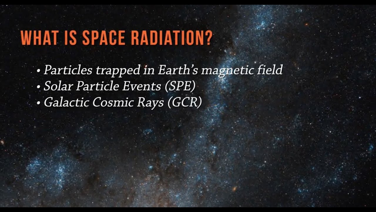 Image result for Space Radiation Threat to Astronauts Explained