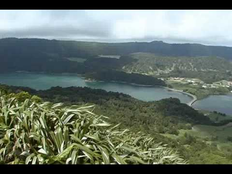 The AZORES - Nine Islands