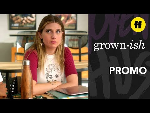 grown-ish Season 2 | Promo: Nomi Oversteps Ana's Boundaries| Freeform