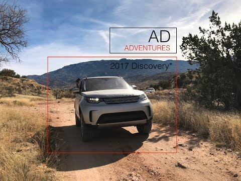 Land Rover Discovery 5 - Review off road