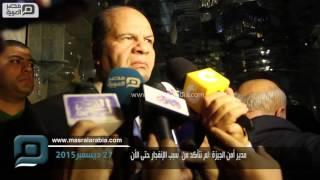 بالفيديو| مدير أمن الجيزة: لم نتأكد من سبب انفجار فيصل حتى الآن