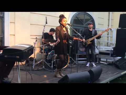 Marjorie Etukudo & Band live @ Global Festival Vienna