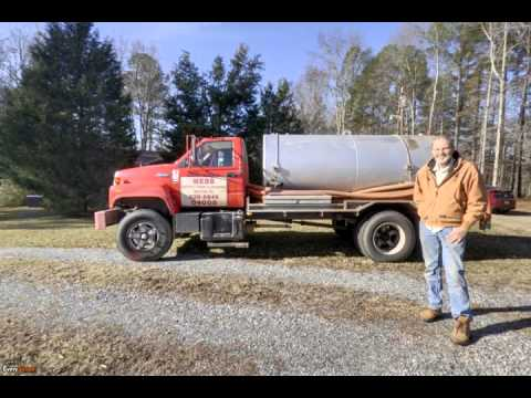 Webb Septic Tank Cleaning | Belton, SC | Septic Tanks