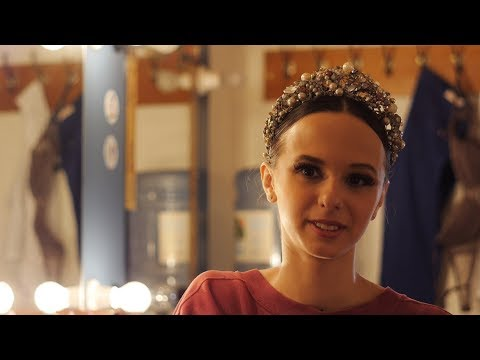 Petite Ballerine - short ballet documentary film