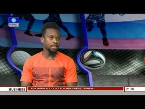 Analysing Football With Nigerian International, Ogenyi Onazi Pt 1